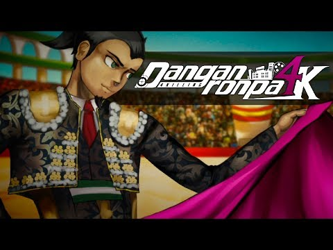 Ole, Ole Y Ole. –Danganronpa 4K's Official Execution Test. [Ultimate Bullfighter's Execution]