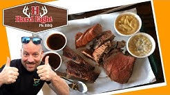Hard Eight BBQ Review - Best Texas BBQ?
