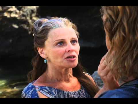 Julie Christie in Troy