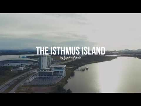 The Isthmus, Kuching | Aerial Video