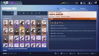 Fortnite : How to get the JACK-O-LAUNCHER / Pumpkin Launcher (Save the World)
