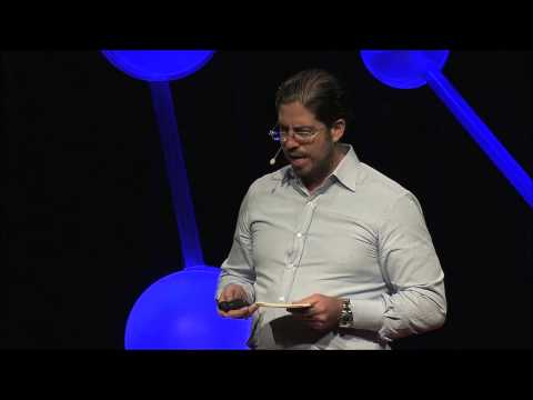 Trust and design: David Martin at TEDxCoconutGrove