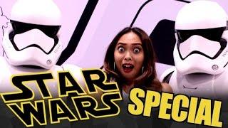 SPECIAL I Alle neuen STAR WARS Filme 2015 bis 2019 I Chrissys Kopfkino