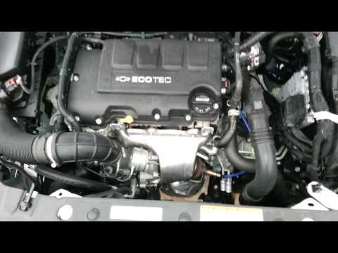 2013 GM Chevrolet Cruze  Ecotec 14L Turbo I4 Engine