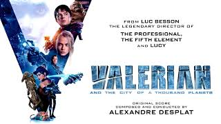 Valerian And The City Of A Thousand Planets Complete Score Leaving Big Market