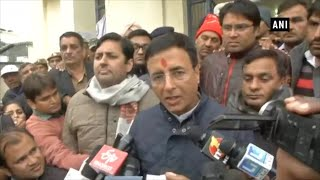 Randeep Surjewala loses Jind bypoll, congratulates Khattar, Middha
