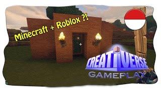 MINECRAFT/ROBLOX-LIKE GAMES?!! | Creativerse United Kingdom