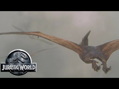 The Truth About What Happened After Jurassic Park 3 - Vic Hoskins Jurassic World - InGen Isla Sorna