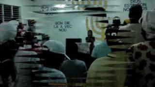 Culto Haitiano Cristiano - Visitando Los Caballeros de Min. San. Puerto Rico