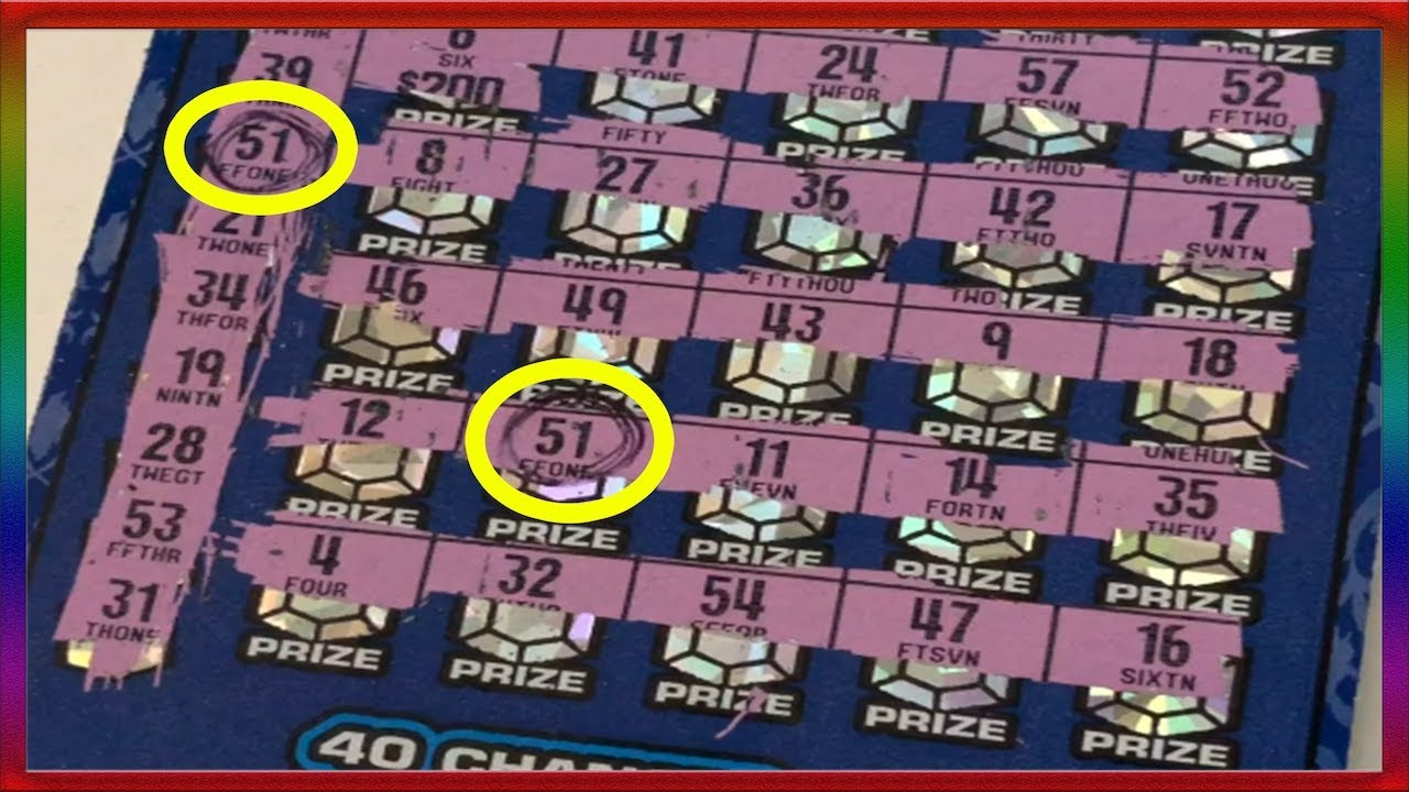 ** Winner on 10 Million Dazzler Ticket ** SL's SCRATCHERS CHANNEL **