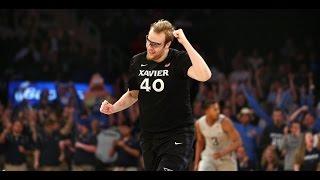 Matt Stainbrook Dominates Inside to Propel Xavier into Finals