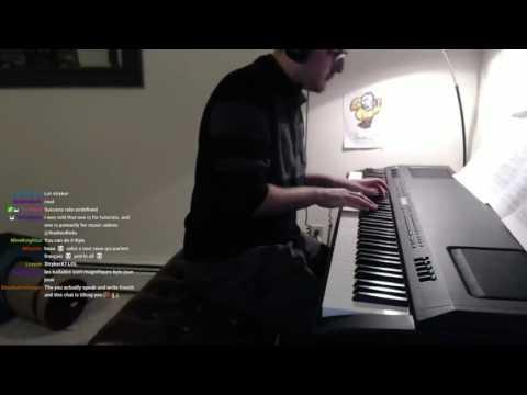 Merry Christmas, Mr. Lawrence - Piano Solo (Ryuichi Sakamoto/Kyle Landry)
