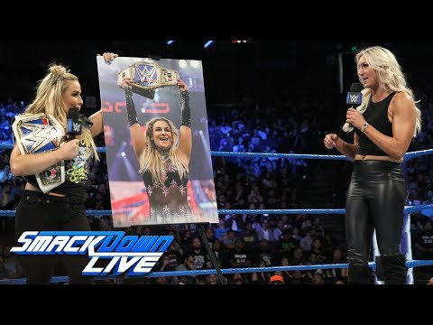 Natalya crashes Charlotte