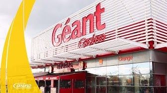 Géant Casino : le marché au cœur des magasins