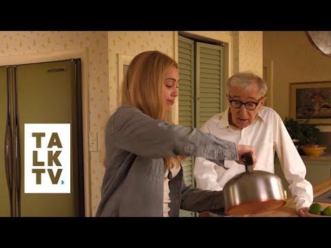 Em parceria com Miley Cyrus, Woody Allen lança sua primeira série para a TV