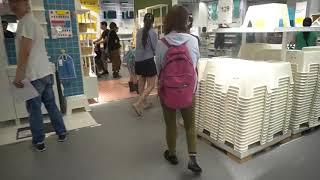 台灣新店ikea交通動線說明