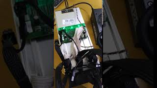 How loud and noisy is Bitcoin miner S9 in reality? (13.5TH)