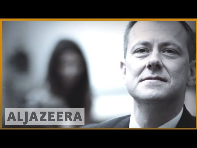 🇺🇸 FBI agent fired over 'anti-Trump texts'   Al Jazeera English