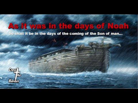 Bildergebnis für as in the days of noah images