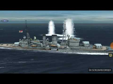 Atlantic Fleet Episode 9:Battle of the River Plate Part 1