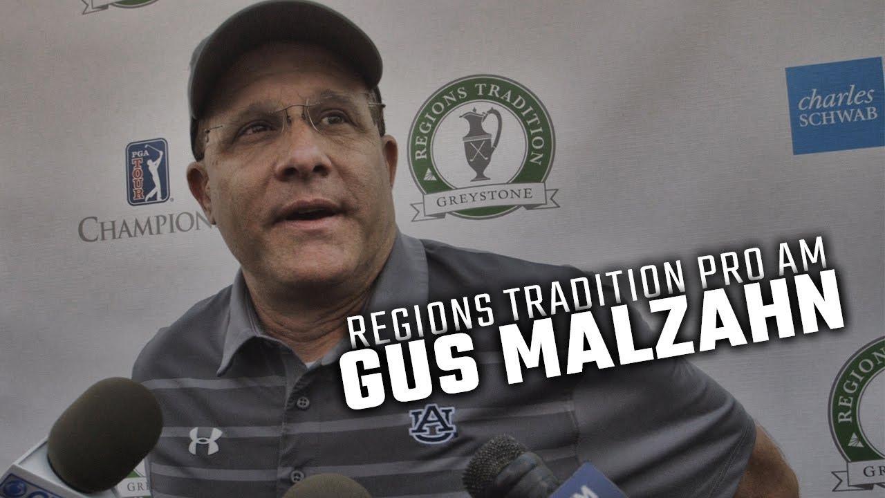gus-malzahn-talks-graduate-transfers-ucf-at-regions-tradition