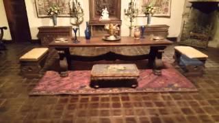 Italian Dining Room from 1500 Miniature Rooms & Furniture Impressive Phoenix Art Museum 11 2
