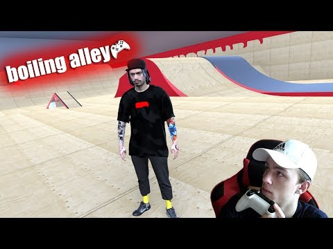 Boiling Alley для BMX STREETS PIPE 1.9.9