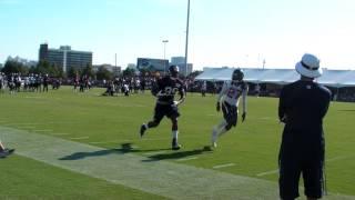Texans Training Camp 2015 - QB Ryan Mallett