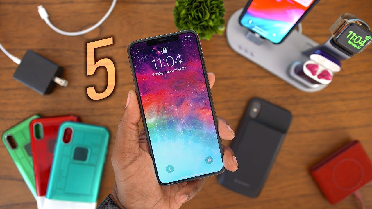 100% authentic d792f 53fcc 5 MUST HAVE iPhone Xs & iPhone Xs Max Accessories! (Budget Edition)