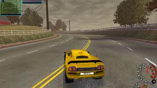 Need for Speed 4 (PC) - Hot Pursuit - Hometown 4
