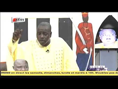 Farba Ngom se prononce - Kouthia show - 15 Mars 2016 - TFM