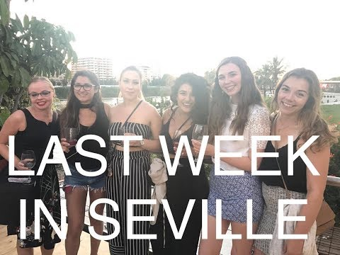 LAST WEEK IN SEVILLE & AN END TO STUDY ABROAD // travel vlog 23