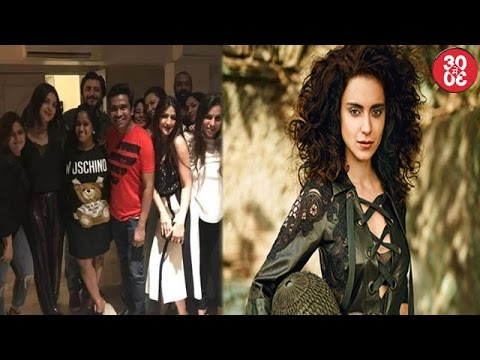 Priyanka Shares Her House Party Photos | Kangana Says She Felt Targetted After Rangoon