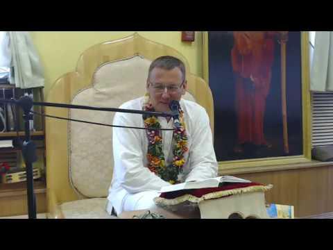 Шримад Бхагаватам 4.17.1-5 - Ади Гуру прабху