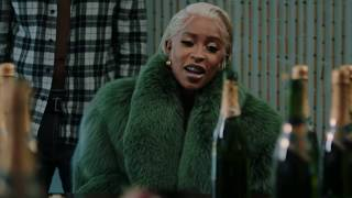 DeJ Loaf -  Bubbly (Official Video)