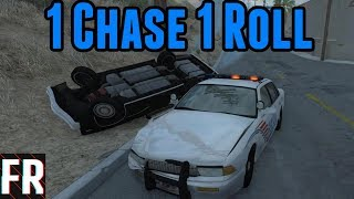 BeamNG Drive - 1 Chase 1 Roll