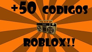 +50 Most Popular Music Codes (ROBLOX)!!!