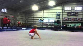 Спортивная гимнастика мальчики Алекс 7 лет  вторые соревнования, начало сезона
