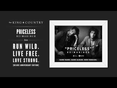 for KING & COUNTRY - Priceless - Reimagined (Official Audio)