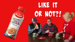 Like It or Not?! EP04: Cinnamon Toast Crunch CoffeeMate