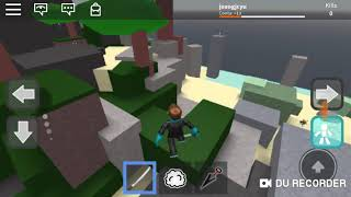 I turned Ninja into Roblox with my brother