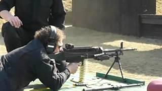Heckler & Koch HK 121 (MG5)