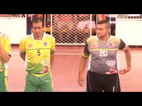 Final Zonal Nacional Oriente  Mil Ciudades de Colombia de Microfutbol 2015 San Vicente de Chucuri