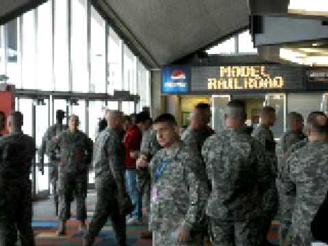 Wisconsin National Guard members head