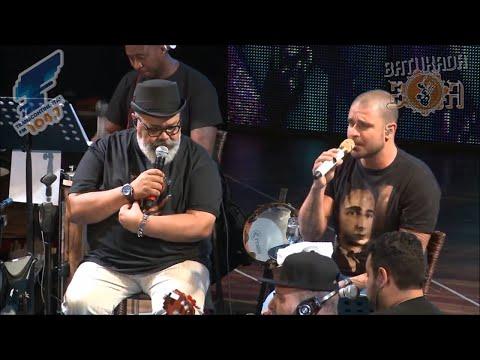 Diogo Nogueira e Jorge Aragão (Batukada Boa)