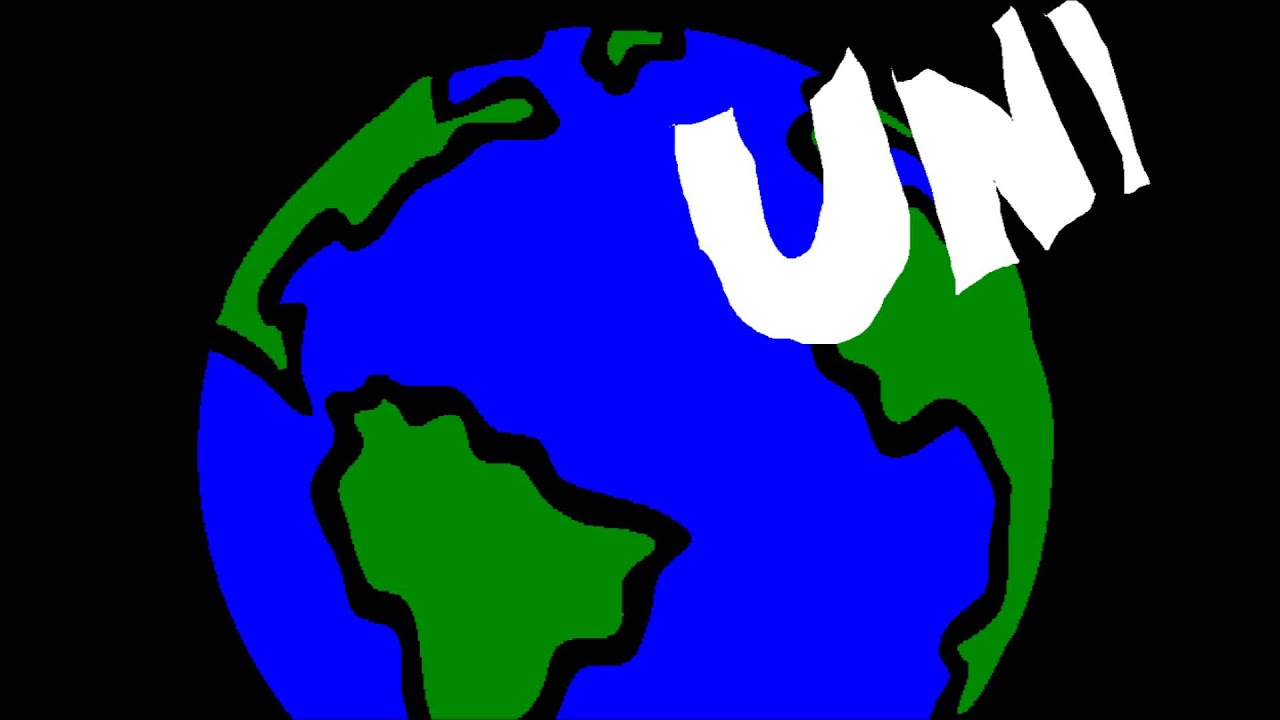 universal pictures logo used with paint youtube