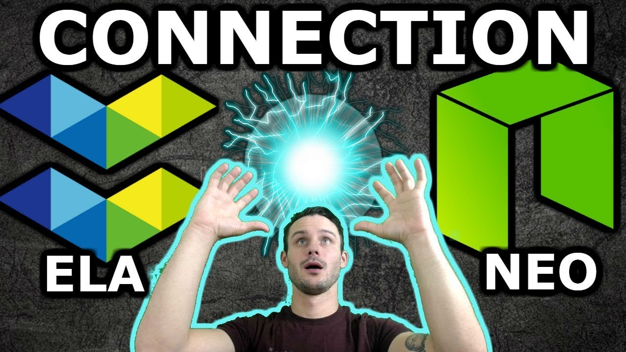 NEO-Elastos Connection | Building Web 3.0 | NEO VM Will Run With $ELA Runtime | $NEO $ELA News