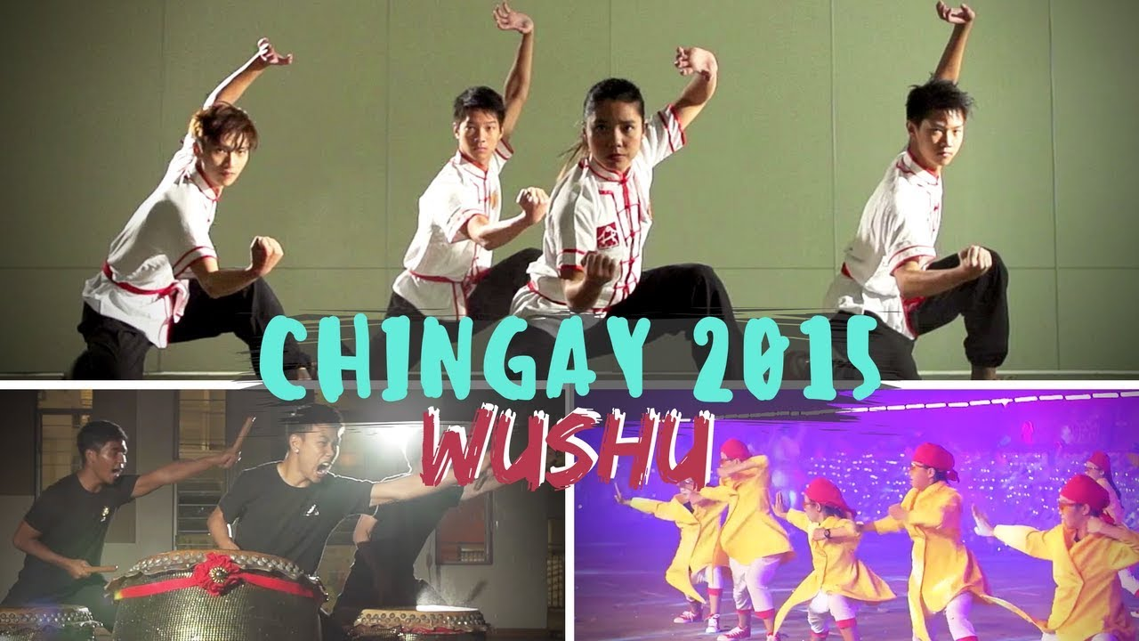 Wushu: Resilience in Motion - Chingay 2015