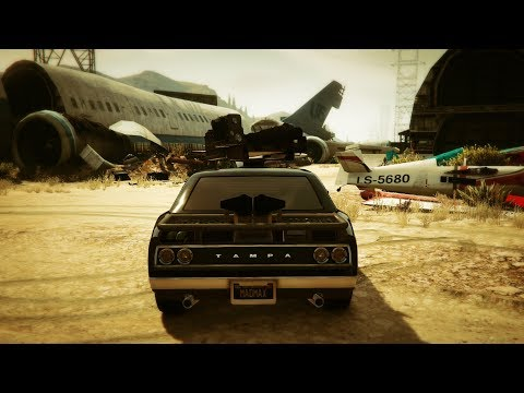 GTA 5 - MAD MAX !!! Weaponized Tampa [Gunrunning DLC #42]HUN]