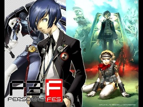 Persona 3 FES The Answer ALL CUTSCENES
